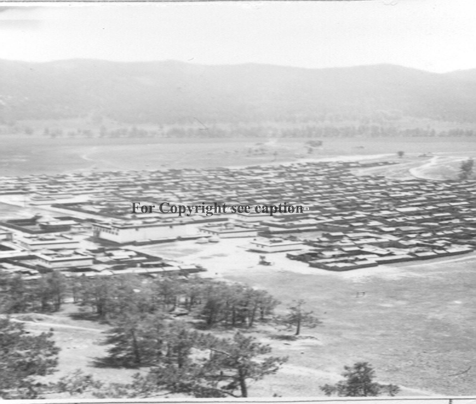 General view from the North. Film Archives K-23661, taken by Kondratyev in the 1920s